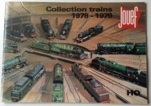 Jouef Collection trains 1978 - 1979