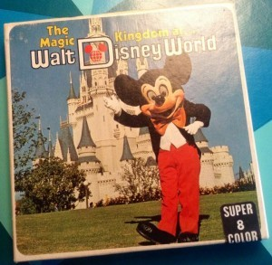 Super 8 mm film Walt Disney