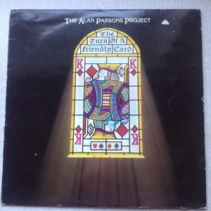 LP The Alan Parsons Project The Turn of A friendly Card