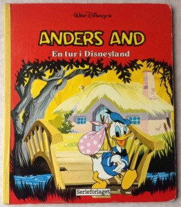 Walt Disney Anders And Serieforlaget