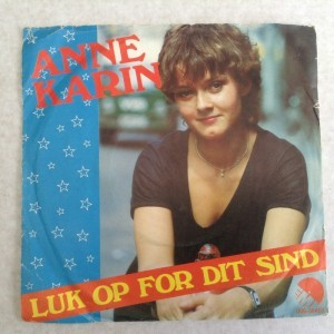 Single Anne Karin, Luk op for dit sind