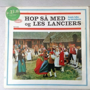 LP Hop så md og Les Lancier