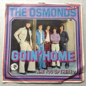 Single The Osmonds, Goin Home
