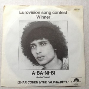 Single Grand Prix 1978, Alpha-Beta, A-ba-ni-bi