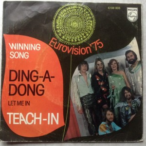 Grand Prix 1975, Teach-in, Ding-a-dong