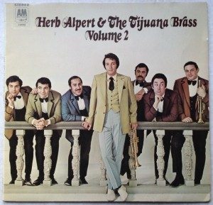 LP Herb Alpert & The Tijuana Brass, Volume 2