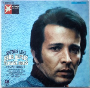 LP Herb Alpert Sounds like