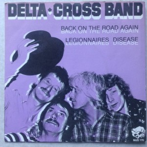 Single, Delta Cross Band Back on the Road again