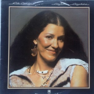 LP Rita Coolidge, Anytime Anywhere