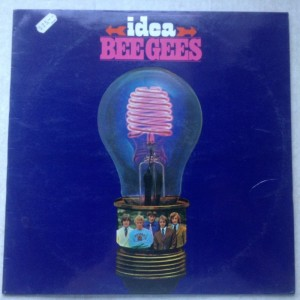 LP Bee Gees, Idea