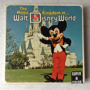 Walt Disney 8 mm film The Magic Kingdom at ....