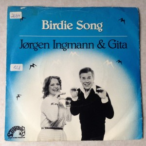 Single Jørgen Ingmann og Gita, Birdie Song