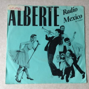Single Alberte, Radio, Mexico
