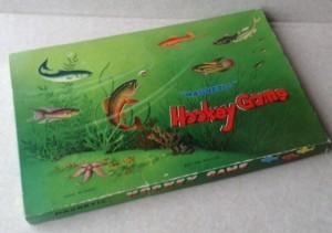 Magnetic Hookey Game fiskespil