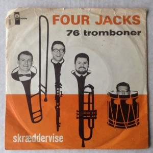 Single Four Jacks, 76 Tromboner