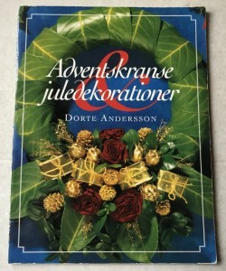 Adventskranse juledekorationner