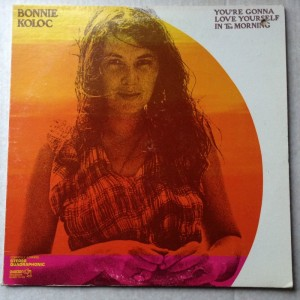LP Bonnie Kolo You're gonna love yourself...