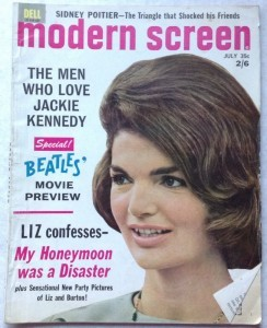 Modern screen no 7 july 1964