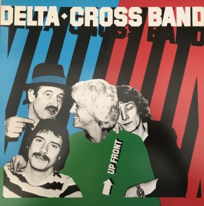 LP Delta Cross Band Up Front