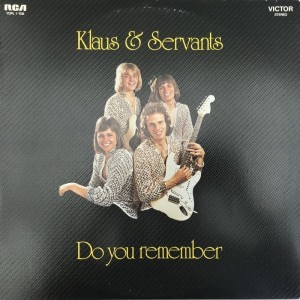 LP Klaus og Servants Do you Remenber
