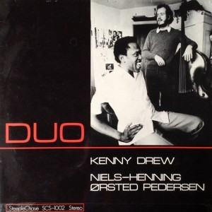 LP DUO Kenny Drew Henning Ørsted Pedersen
