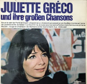 LP Juliet Gréco