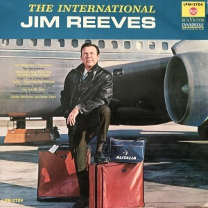 LP The International Jim Reeves