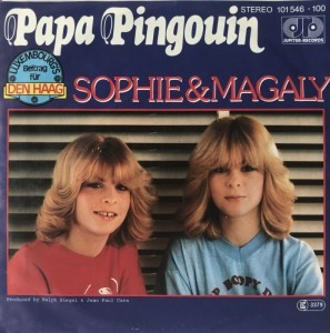 Grand Prix Sophie & Magaly Papa Pingouin