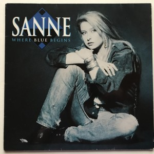 LP Sanne Where Blue Begins