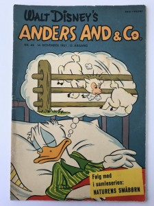 Anders And & Co nr 46 nov 1961
