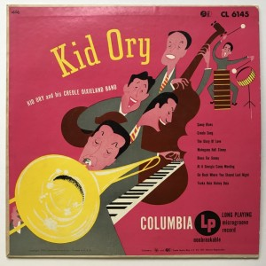 Kid Ory and his Creole Dixieland Band