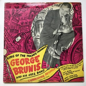George Brunis and his Jazz Band