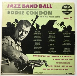 Eddie Condon and his Orchestra Jazz Band Ball 2