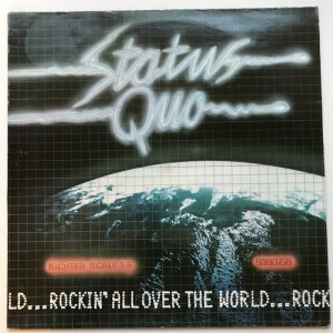 Status QUO Rockin' alle over the World